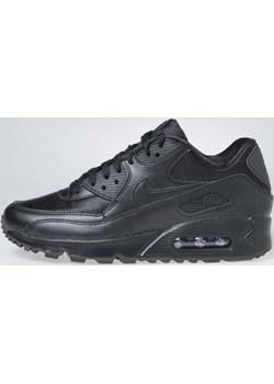 Sneakers Buty damskie Nike WMNS Air Max 90 black / black (325213-057)  Nike bludshop.com - kod rabatowy