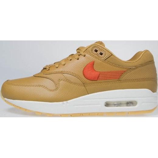 Buty sportowe damskie Nike brązowe w Domodi