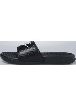 Klapki damskie Nike Benassi JDI black / white 343881-011 Nike  bludshop.com - kod rabatowy