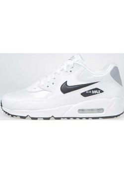 Sneakers Buty damskie Nike WMNS Air Max 90 white/black-reflect silver (325213-137)  Nike bludshop.com - kod rabatowy