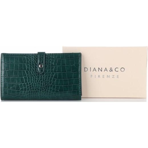 8bc718854d9e ... bez wzorów elegancki  Diana amp Co portfel damski elegancki