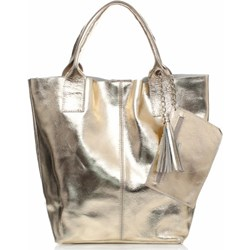f50a1513ab472 Shopper bag Genuine Leather - PaniTorbalska