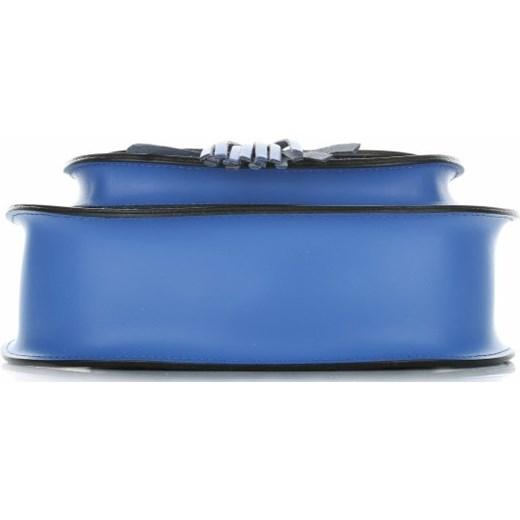 5c379388c263b ... Eleganckie Torebki Skórzane Listonoszki Kobaltowa (kolory) niebieski  PaniTorbalska. Zobacz  Vittoria Gotti