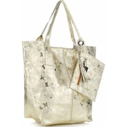 f50a1513ab472 Shopper bag Genuine Leather - PaniTorbalska