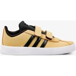c03b9157521ff Trampki dziecięce Adidas na rzepy bez wzorów