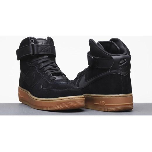 07 1 Buty Force Nike Air Lv8blackblack Gum Ivory Med Brown