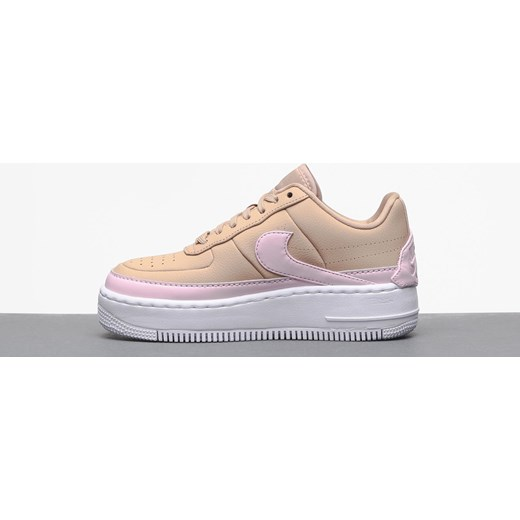 Buty Nike Air Force 1 Jester Xx Wmn (bio beigepink force white)