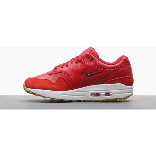Buty Nike Air Max 1 Premium Sc Wmn (gym redgym red speed red) wyprzedaż Roots On The Roof
