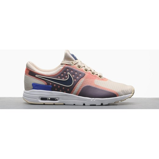 Buty Nike Air Max Zero Si Wmn (oatmeal/binary blue white)  Nike 36.5 Roots On The Roof wyprzedaż