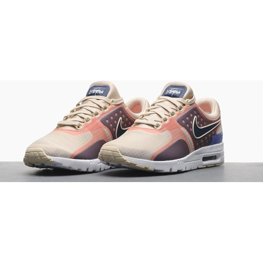 Buty Nike Air Max Zero Si Wmn (oatmeal/binary blue white) Nike  37.5 promocja Roots On The Roof