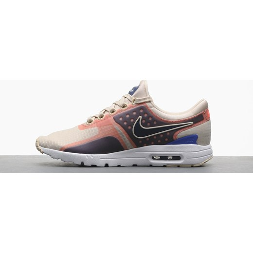 Buty Nike Air Max Zero Si Wmn (oatmeal/binary blue white)  Nike 36.5 okazja Roots On The Roof