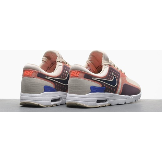 Buty Nike Air Max Zero Si Wmn (oatmeal/binary blue white)  Nike 37.5 wyprzedaż Roots On The Roof