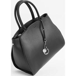 79825417d8663 Shopper bag ORSAY matowa elegancka do ręki bez dodatków średniej wielkości
