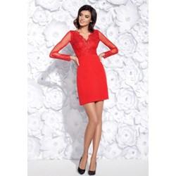 fb28c651 Sukienka Bicotone na bal z tkaniny