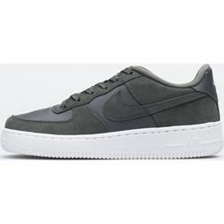 newest 09ccb b9570 Buty sportowe damskie Nike dla biegaczy air force na platformie młodzieżowe  gładkie