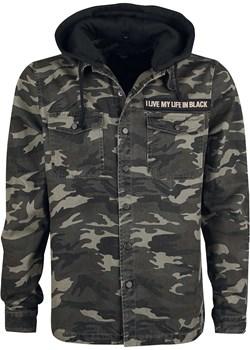 Black Premium by EMP - Good Goodbye - Koszule z długim rękawem - kamuflaż Black Premium By Emp  EMP - kod rabatowy