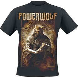 T-shirt męski Powerwolf