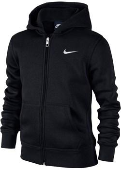 Bluza Nike B Hoodie YA76 BF FZ JUNIOR 619069 010  Nike SWEAT - kod rabatowy
