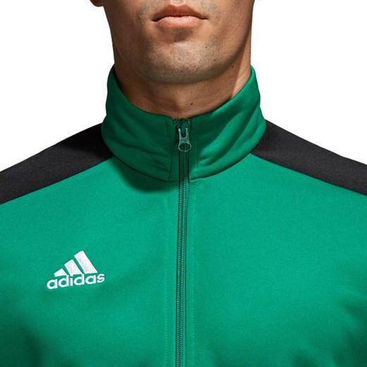Bluza sportowa Adidas Teamwear jesienna z poliestru Odzież