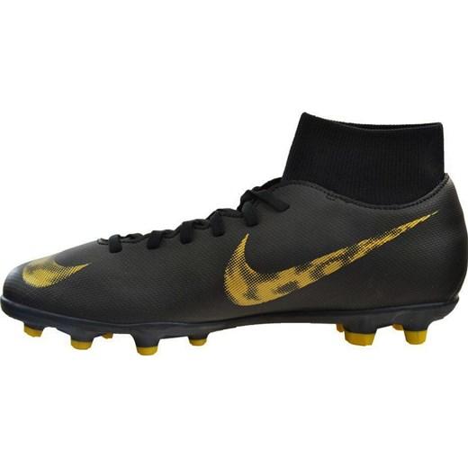 szyk Buty sportowe męskie Nike Football mercurial sznurowane
