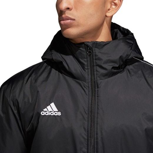 Kurtka sportowa Adidas bez wzorów Odzież Męska ZF Kurtki