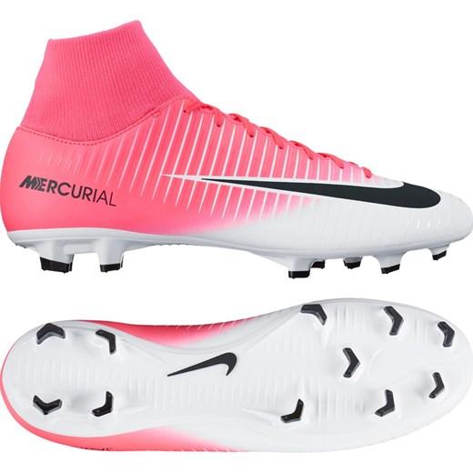uznane marki nowe style nowe obrazy Buty sportowe męskie Nike Football mercurial różowe