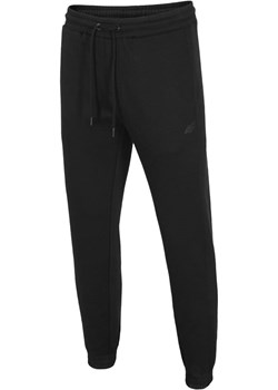 Spodnie męskie 4F H4Z18 SPMD001 20S głęboka czerń 4F  SWEAT - kod rabatowy