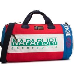 3e60d66430fad Torba sportowa Napapijri czerwona ...