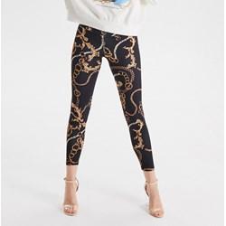bfc54036 Spodnie damskie wielokolorowe Cropp