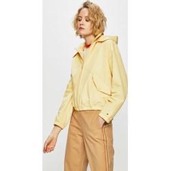 6616b6f83c4f9 Kurtka damska Tommy Hilfiger żółta krótka