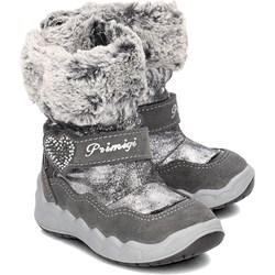 995f87f5 Szare buty zimowe dziecięce primigi, lato 2019 w Domodi