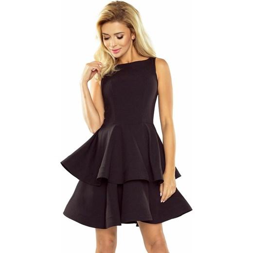 4df35f7313 169-3 sukienka cristina rozkloszowana - czarna M Moda Dla Ciebie ...