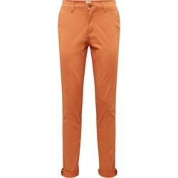 581077d6c1f7c Pomarańczowe spodnie męskie h&m, lato 2019 w Domodi