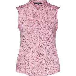 ffffbd8e5d Bluzka damska Vero Moda różowa na lato