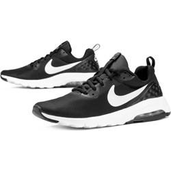 106d6f3b8df7 Buty sportowe damskie Nike do biegania motion na płaskiej podeszwie bez  wzorów sznurowane