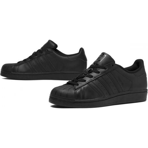 Buty adidas Superstar Foundation J B25724 Cblack