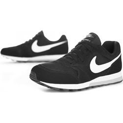 267bd88a9 Buty sportowe damskie Nike md runner wiązane bez wzorów wiosenne