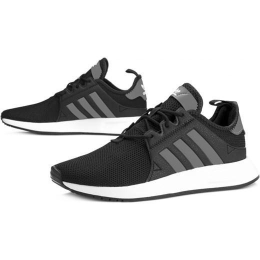 wylot Buty sportowe damskie Adidas x_plr na płaskiej