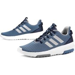 1afb32cd42fa Buty sportowe dziecięce Adidas gładkie sznurowane