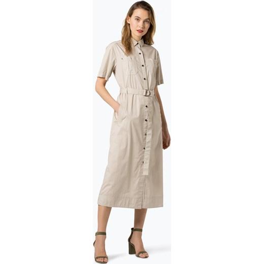 f510566b7c Sukienka Marc Cain beżowa w Domodi
