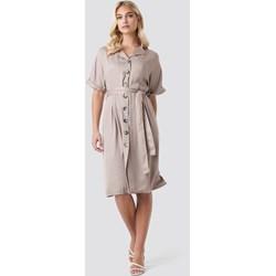 94fc26595e Sukienka Trendyol z długim rękawem