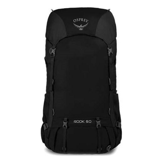 fdaf85bd6062e Rook 50 Plecak trekkingowy powlekany poliester czarny. Plecak Osprey