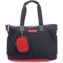 3df0b67972871 Shopper bag Tommy Hilfiger na ramię