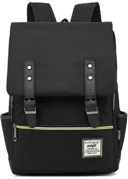 """Plecak Oxford na laptopa 15,6"""" Kolor: czarny   inBag - kod rabatowy"""