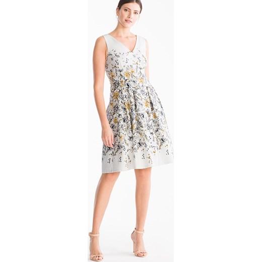 79b4c163b6 Sukienka Yessica midi letnia bez rękawów w Domodi