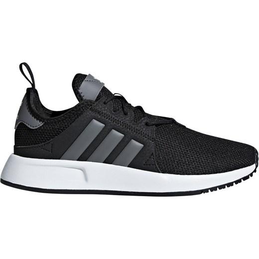 Buty sportowe damskie Adidas Performance sneakersy w stylu młodzieżowym x_plr skórzane sznurowane na płaskiej podeszwie
