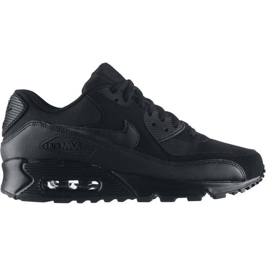 Buty sportowe męskie Nike air max 91 sznurowane skÓrzane