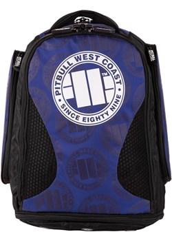 Plecak sportowy Pit Bull średni ESCALA Niebieski Pit Bull West Coast  mantykora.com - kod rabatowy