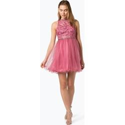 c6ae12116e Sukienka Suddenly Princess rozkloszowana na bal bez rękawów