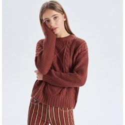 f00bb7633b89ed Swetry z warkoczami damskie, lato 2019 w Domodi